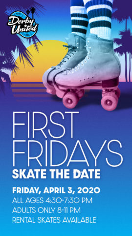 First Friday April 2020