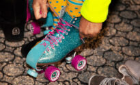 Glitter Skate at Derby United by Sunny Lee