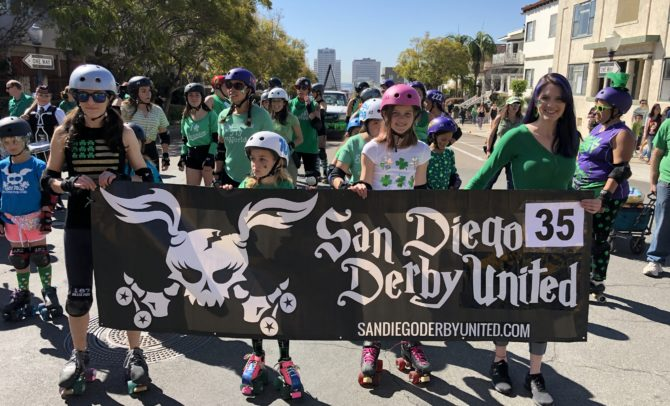 Derby United Derby United St. Patrick's Day Parade 2019St. Pat's 2019
