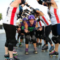 Knockturn Ally San Diego WFTDA Roller Derby United SoCal Derby Kraken