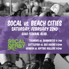 Beach Cities vs SoCal Kraken 022220 Insta