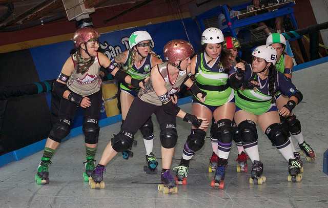 Hard Corps vs Diego Rollers